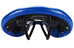 Ventura Bike+Outdoor Sattel mit Nieten blau